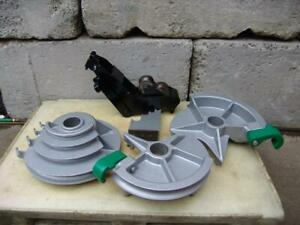 Set Of Emt Shoes For Greenlee 555 Bender 1 2 To 2 Inches Works Well