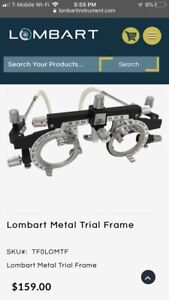 Optical Optometric Multi function Frame Professional Trial Frame