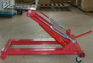 2t Hydraulic Low Lift Floor Transmission Jack For Auto Repair Industry 190072