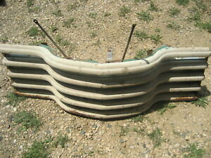 1947 1948 1949 1950 1951 1952 1953 1954 Chevrolet Truck Grille
