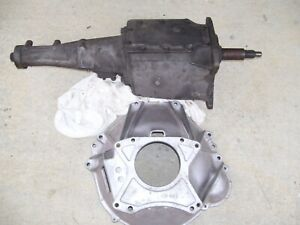 1965 66 Ford Mustang Toploader 4 Speed Transmission Bellhousing Heh