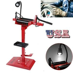 Car Truck Tire Spreader Tire Changer Repair Tires Auto Equipment 110 240v Us