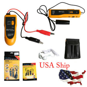 Usa Ship Kolsol F02 Locating Tracking Cable Hidden Wires Lan Locator Tracker