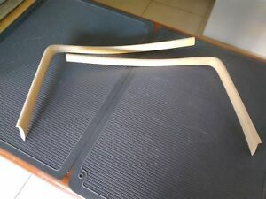 Mercedes W 128 Ponton Coupe Cabrio Wood Window Frame Front Panel