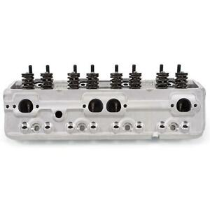 Edelbrock 5089 E Street Cylinder Head Small Block Chevy