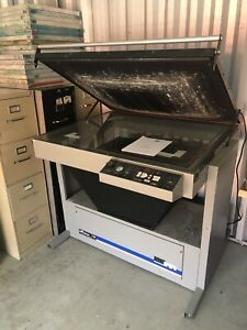Amergraph Advantage 150 Exposure Unit For Screen Printing