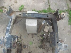 Nissan Pickup D21 Crossmember Frame Section A4 Engine Radiatior Core Support