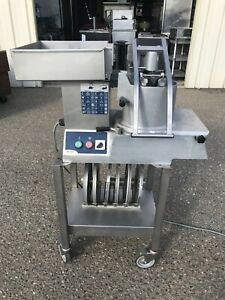 Electrolux Commercial Vegetable Chopper Restaurant Equipment Tr260u attachments
