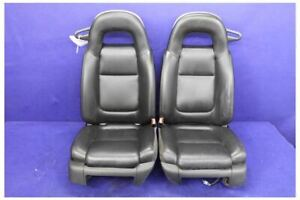 2003 2004 2005 2006 Chevrolet Ssr Convertible Truck Leather Power Bucket Seats