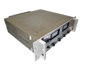 Hewlett Packard Hp 6267b Bench Top Rack Mountable Dc Power Supply 0 40v 0 10a