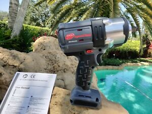 Ingersoll Rand W7152 Iqv20 Volt 1 2 Impact Wrench W Led Ring Lite Brushless