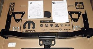 2014 2019 Jeep Cherokee Oem Hitch Receiver 82213349ad