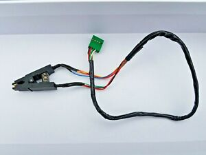 St01 04 Soic8 Sop8 Eeprom Programming 8 Pin Clip Cable For Digiprog3 Iii