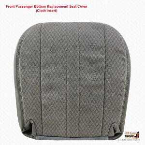 2006 2007 2008 Chevy Express Cargo Van Passenger Bottom Cloth Cover Pewter Gray