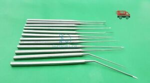 Micro Repositor Shea Ear Operation Set Of 12 Pcs Surgical ent Instruments