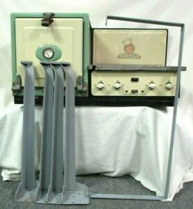 Lionel 455 Electric Range Stove And Oven Cooking Kitchen Appliance Vintage