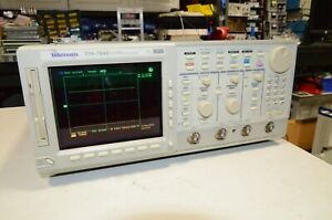 Tektronix Tds784d Tds 784d 4 Channel 1 Ghz Oscilloscope 13 1f 2f