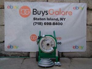 Greenlee 555 Pipe Bender 1 2 To 2 Inch With Rigid Shoes 1818 855 5 30 1