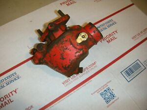 Ford Tractor Carburetor Tsx 692
