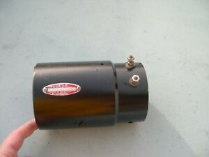 corvette Generator Housing 1102043 Restored With Original Apr 1960 Tag Ncrs
