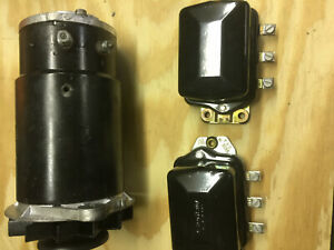 1960 Chevrolet Car 6 And 8 Cyl Remanufactured Generator