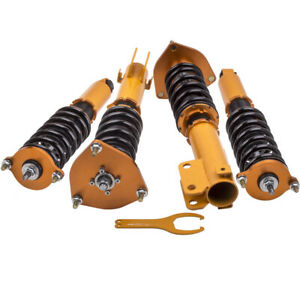 Coilover Lowering Kit For Mitsubishi Galant 99 03 Adj Height Shock Absorber
