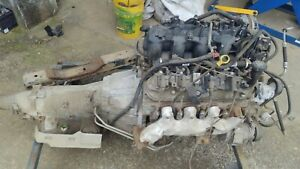 2007 4 8 Liter Chevy Truck Ls Engine And Transmission Engine Swap