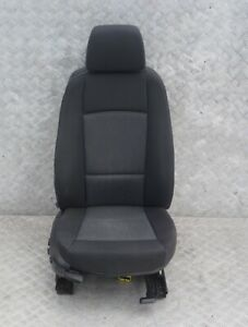 Bmw 3 Series E92 Coupe Cloth Anthracite Black Front Right O s Driver Seat