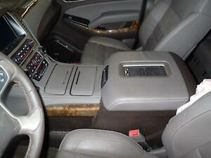 15 Yukon Denali Center Console Column Shift W model Year Break Point opt Avf