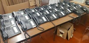 complete Comdial Impact Pbx System With G1632 Ksu Handsets Headsets