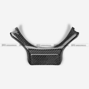 For 2013 Lexus Is250 Is300 Carbon Fiber Car Steering Wheel Cover Inner Parts