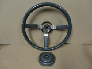 91 94 Jeep Cherokee Xj Factory Leather Steering Wheel