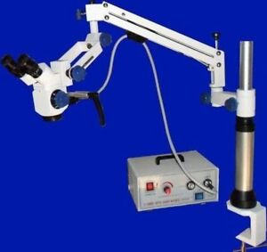 3 Step Ophthalmic Surgical Operating Microscope Portable Microscope