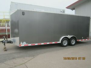 2016 Forest River Cargo Mate 22 Enclosed Cargo Trailer