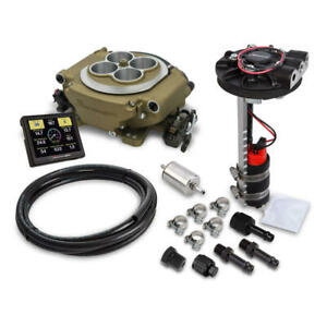 Holley Sniper Efi Ignition Kit 550 516d 351w Returnless 650 Hp Tbi For 351w