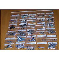 107 piece Interior Screw Kit For 1967 1969 Dart Coupe Models