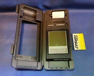 Nissan Consult Canon Inc Japan Diagnostic Scanner Software Card Scheda