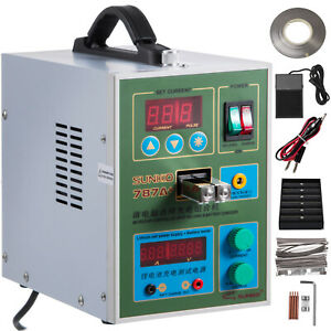 787a Pulse Spot Welder For 18650 Battery Pack Charger 1kg Nickel Strip 500a