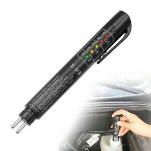 Accurate Oil Quality Check Pen Universal Brake Fluid Tester Car Digital Tester