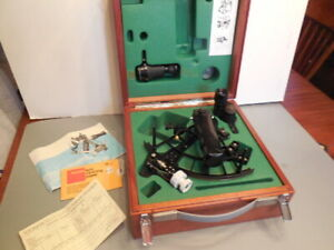 Vintage C Plath Sextant 1964 Complete Priced 2 Sell Free Shipping