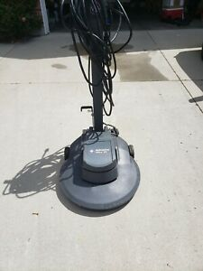 Advance Ultra 20 Floor Buffer Burnisher By Nilfisk W Pad