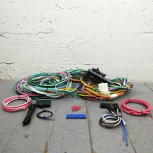 1970 1980 Monte Carlo Wire Harness Upgrade Kit Fits Painless Update Fuse New