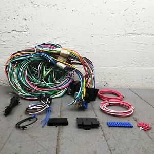 1949 1957 Hudson Wire Harness Upgrade Kit Fits Painless Terminal Update New