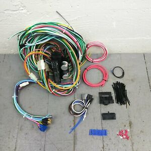 1960 1970 Mercury Cougar Wire Harness Upgrade Kit Fits Painless Terminal Fuse