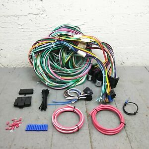 1949 1961 Lincoln Wire Harness Upgrade Kit Fits Painless Terminal Compact New