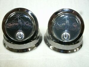 Lot Of 2 S g Combo Safe Locks From Liberty Safes 6730 black Chrome locksmith