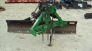 3pt 8 Extreme Duty Hyd Angle Grader Blade 9108