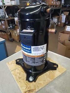 Copeland Zp23k3e pfv 2hp 230 1 60 R 410a Scroll A c Compressor