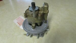 Holley Tea Pot Ford Carburetor 2 Barrel List 6113 1