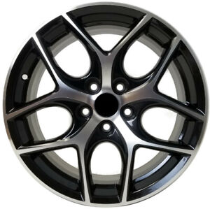 Set New 17 Wheels 5x108 Rims For Ford Transit Windstar Escape Focus Fusion Edge